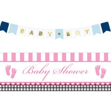 Colgantes decorativos para Baby Shower