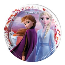 Decoración Frozen