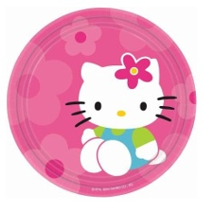 Decoración Hello Kitty