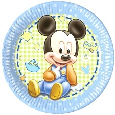 Decoración Mickey Baby