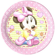 Decoración Minnie Baby