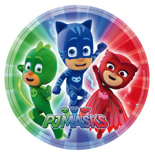 Decoración PJ Masks