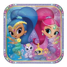 Decoración Shimmer and Shine