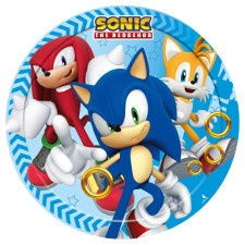 Decoración Sonic