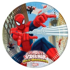 Fiesta Spiderman