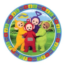 Decoración de Teletubbies