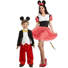Disfraces de Mickey & Minnie