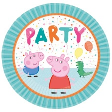 Decoración Peppa Pig