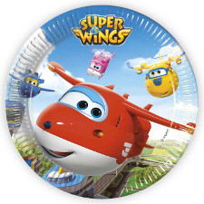 Decoración Super Wings