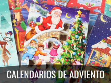 Calendarios adviento