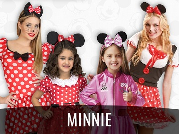 Disfraces de Minnie