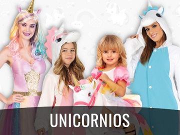 Disfraces de unicornio