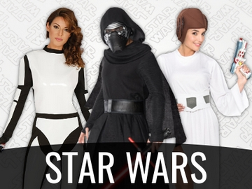 Disfraces de Star Wars
