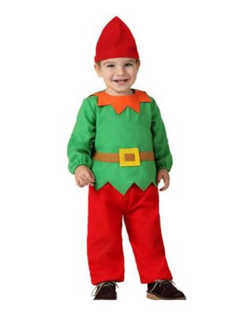 Compra tu disfraz de duende para beb por 12 - Traje de duende para nino ...