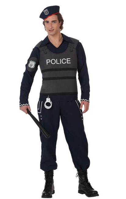 disfraces policia