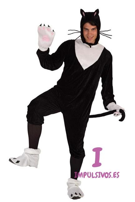 Compra tu disfraz de gato para adulto por 19 95 - Disfraces el gato negro ...