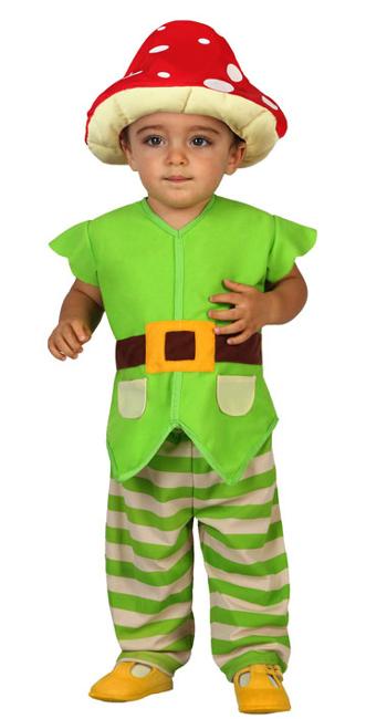 disfraz de duendecillo para beb