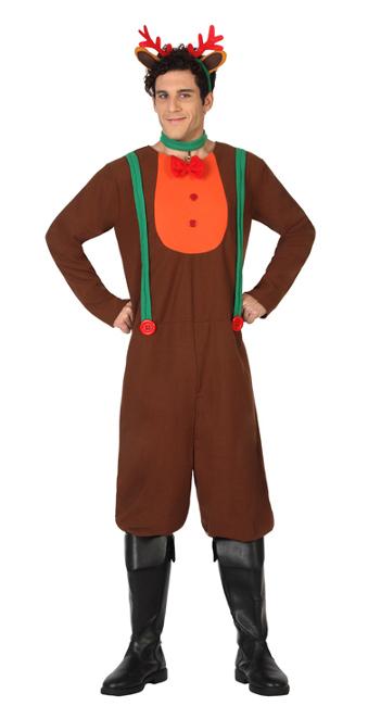 Disfraz de reno navide o para hombre por 20 50 - Disfraces navidenos originales ...