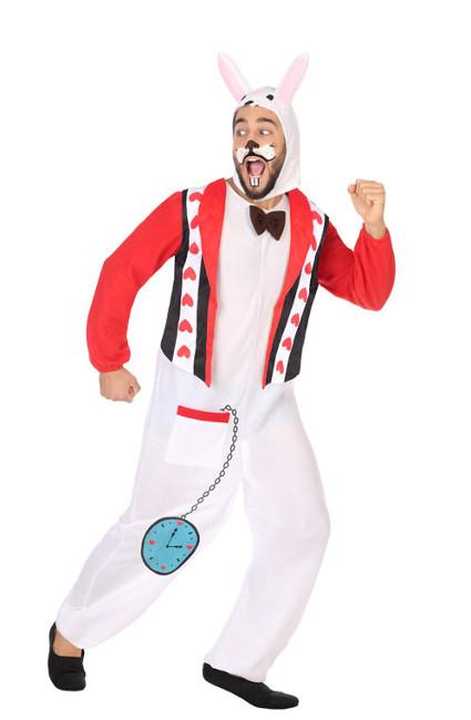 Disfraz De Conejo De Alicia Para Hombre Por 19 75