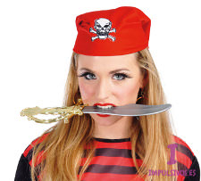 Cuchillo pirata