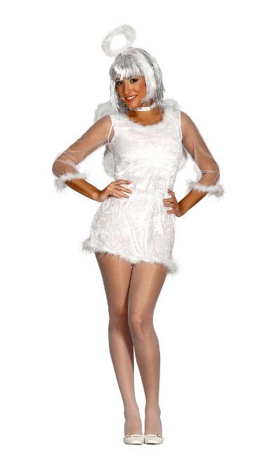 disfraz de ngel para mujer