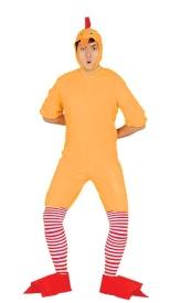 producto relacionado disfraz de pollo para adulto