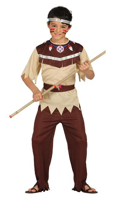 Disfraces De Indio E India Baratos - Disfraz-india-americana