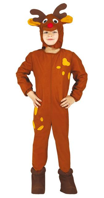 Compra tu disfraz de reno infantil por 11 50 - Disfraz nino navidad ...