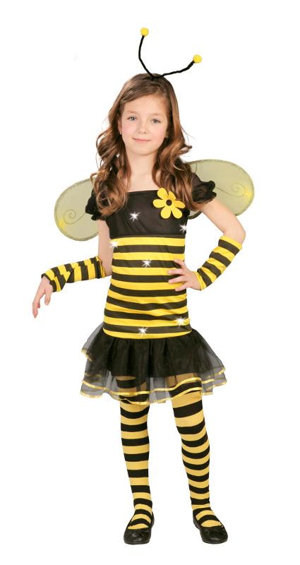 Disfraz de abeja negro y amarillo para ni a por 16 00 - Disfraces para bebes de un ano ...