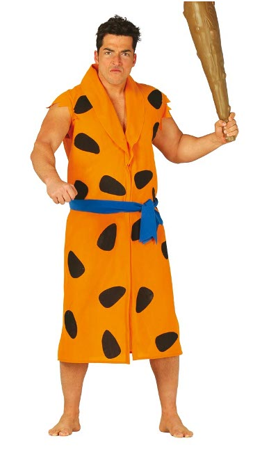 disfraz de pedro picapiedra para hombre
