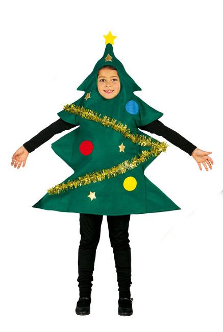 Disfraz de rbol navide o infantil barato - Disfraces navidenos originales ...