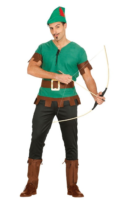 Disfraz de Robin Hood para hombre por 18,00