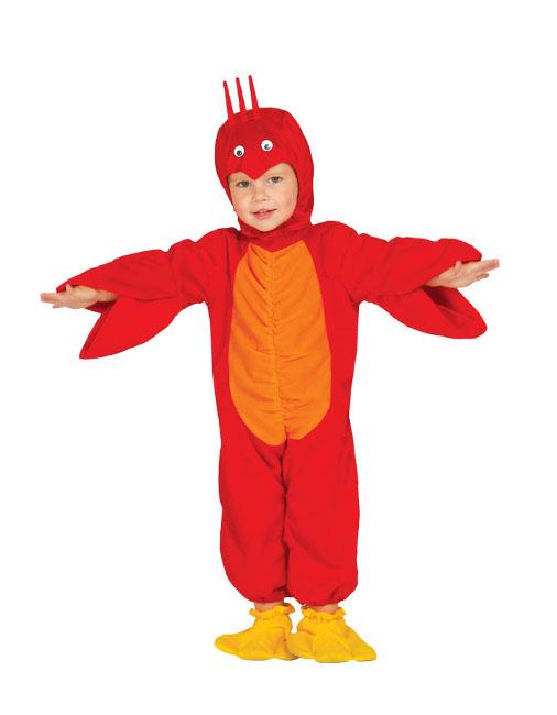 disfraz de langosta para beb