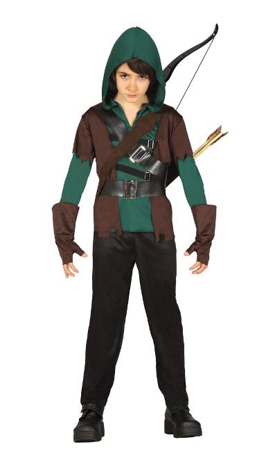 Disfraz De Arquero Para Niño Por 16 00