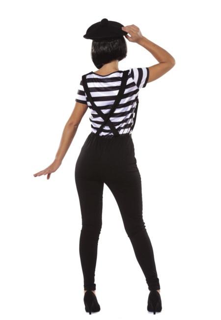Disfraz Para De Con Mujer Pantalón Mimo OwNvn0m8