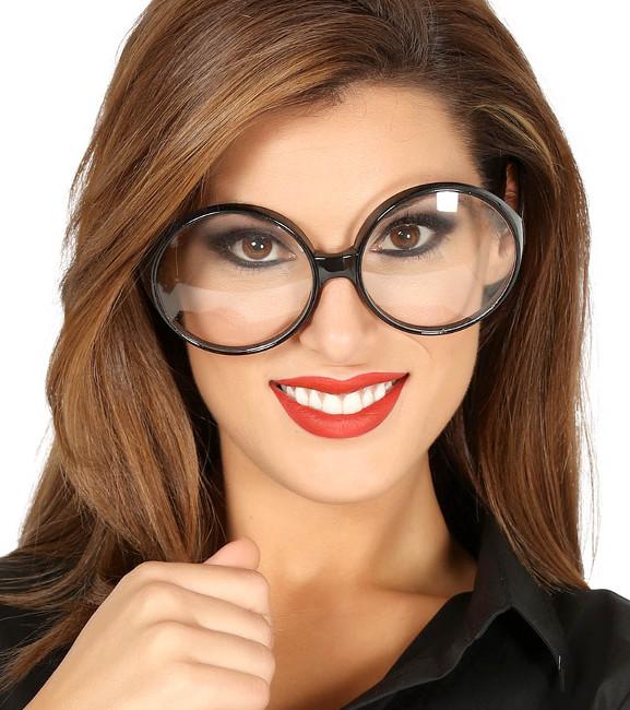 eb053ecd77 Gafas redondas con cristal grandes por 1,75 €