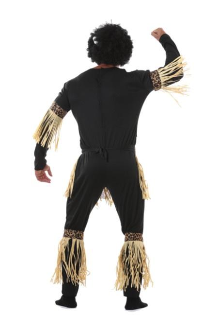 disfraz de africano zul u00fa para hombre por 20 75