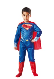 Disfraz de Superman para niño (película Man of Steel)