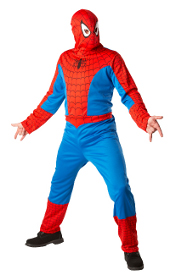 Disfraz de Spiderman adulto