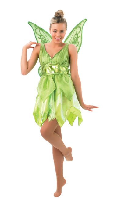 Disfraces de Campanilla y Peter Pan para adultos y niños f6a0ce5e67dc