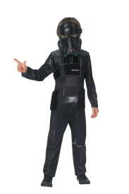 Disfraz de Death trooper infantil