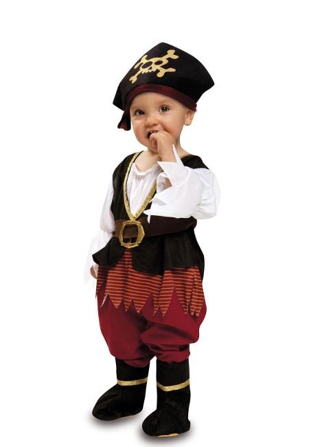 Disfraz de pirata del Caribe para bebé barato