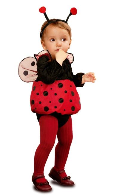 Disfraz de mariquita roja para beb barato - Disfraz de mariquita de nina ...
