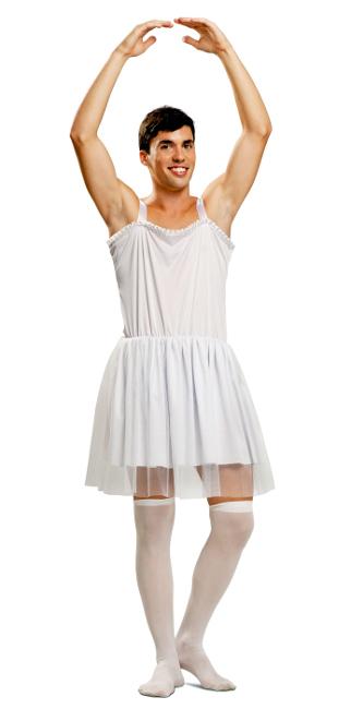 774262fc5 Disfraz de bailarina de ballet para hombre