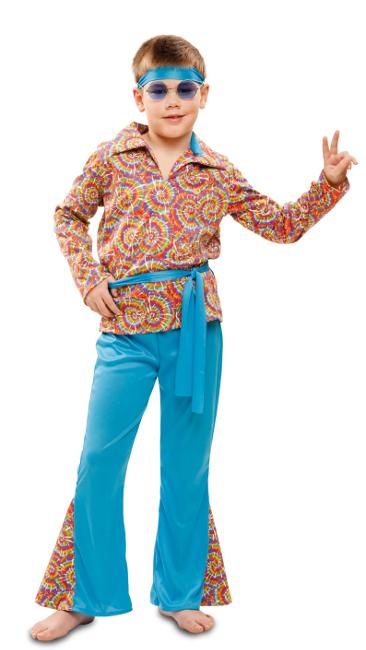 disfraces para ninos hippies