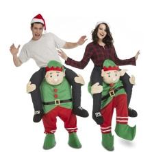 Disfraces De Navidad Y Fin De Ano Baratos - Como-hacer-disfraces-de-navidad