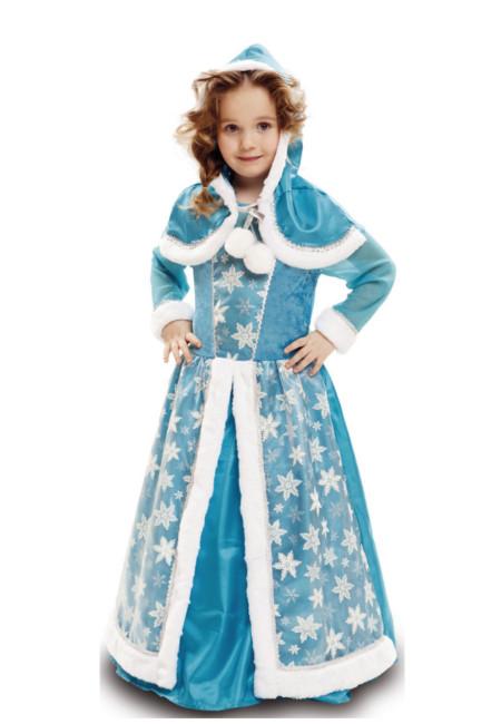 7e405cf05 Disfraz de Elsa reina del hielo para niña