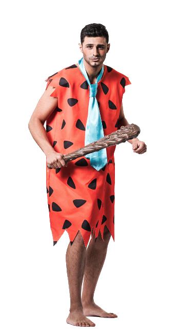 Disfraces De Picapiedra Baratos Para Adultos Y Ninos - Disfraz-familia-picapiedra