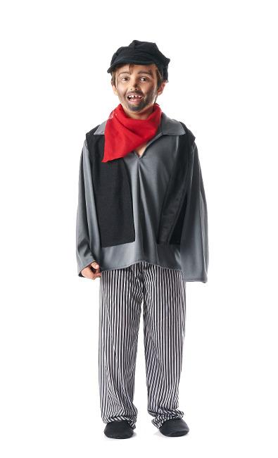 Disfraz De Deshollinador Para Niño Por 14 95