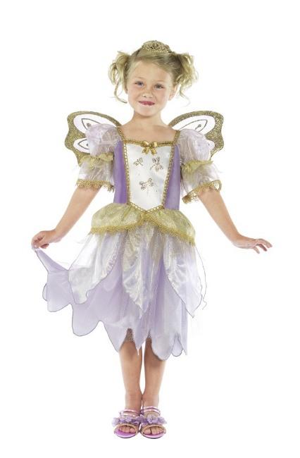 disfraz de hada mariposa para nia